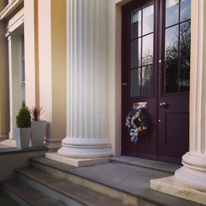 Ravenhurst Door