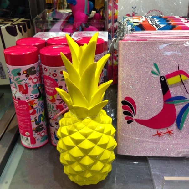PAPERCHASE PINEAPPLE