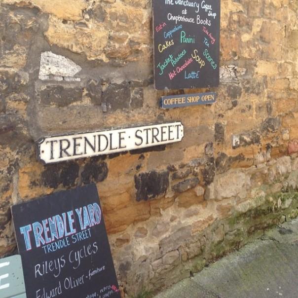 TRENDLE STREET